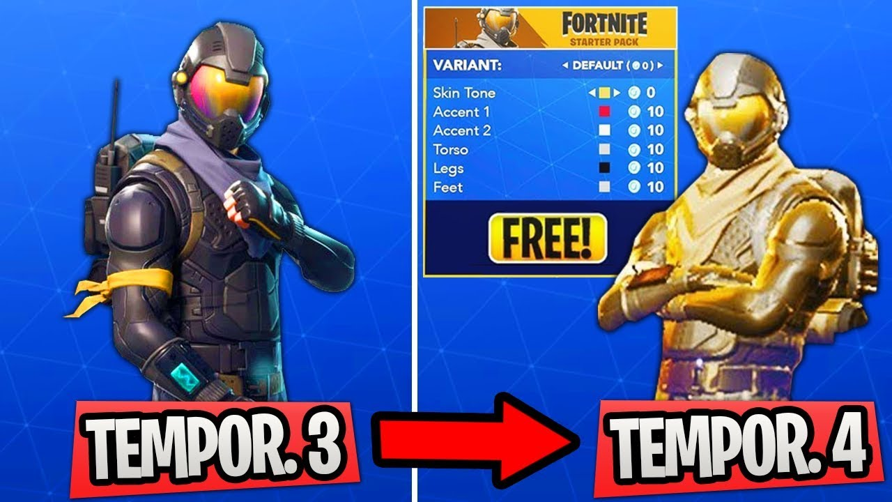 4 grandes cambios en la temporada 4 en fortnite skins for Fortnite temporada 5 sala