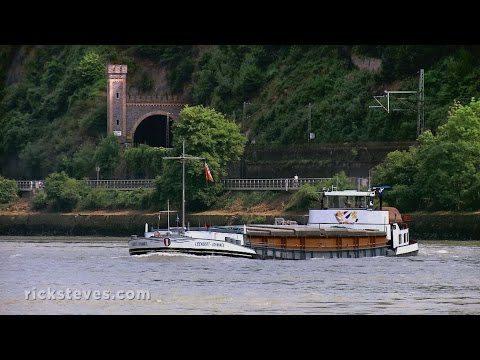 Rhine Valley, Germany: Loreley to St. Goar