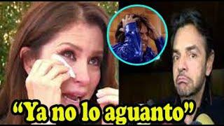 Alessandra Rosaldo confirma q esta separada de Eugenio Derbez