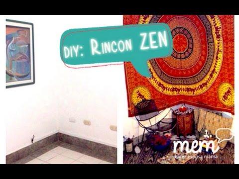 Crea un espacio para ti rinc n zen youtube - Espacio zen ...