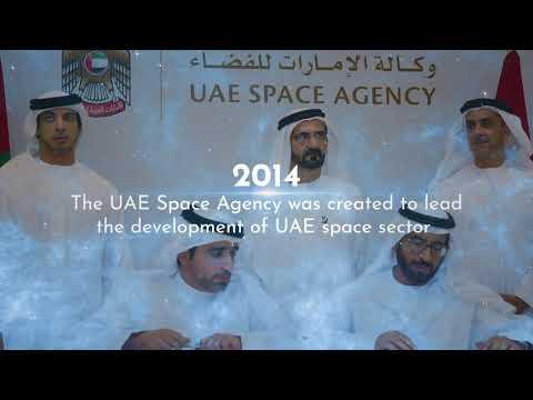 UAE Space Agency - 2020