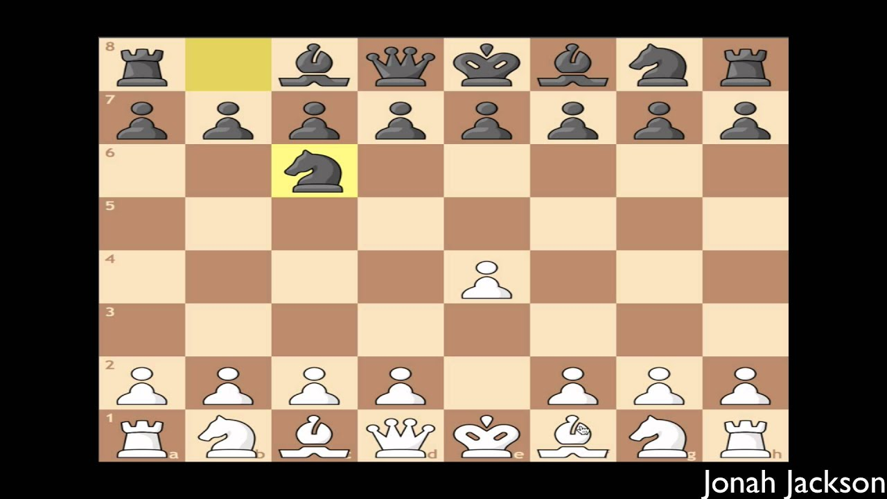the four move checkmate youtube