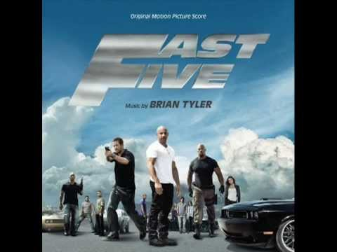Brian Tyler   Fast Five Main Theme Fast Five (2011) OST]