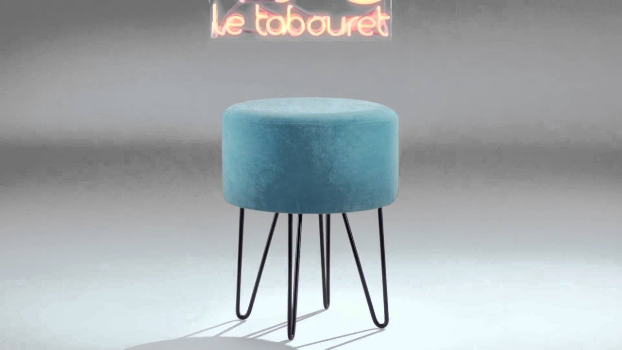 publicit tv tabouret la foir 39 fouille youtube. Black Bedroom Furniture Sets. Home Design Ideas