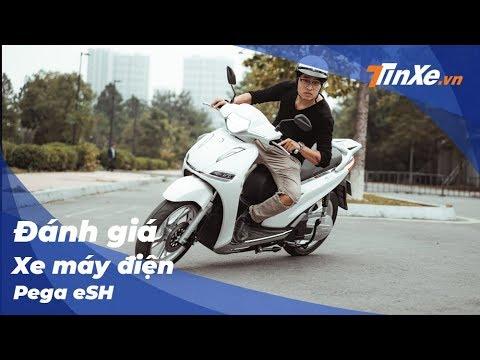 Đánh giá xe máy điện Pega eSH - Tinh Tế