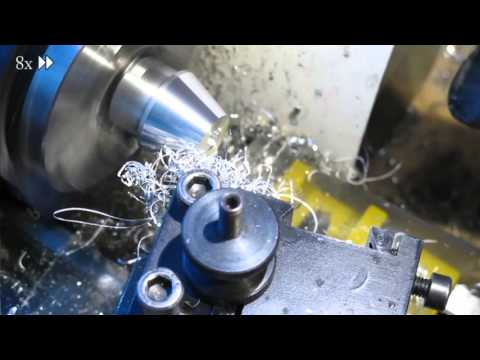 making some parts on a micro lathe for a very special project