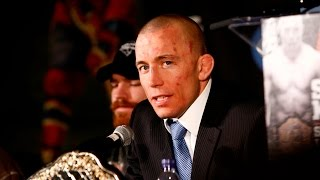 Should Georges St-Pierre Return? UFC 198 Fighters Debate