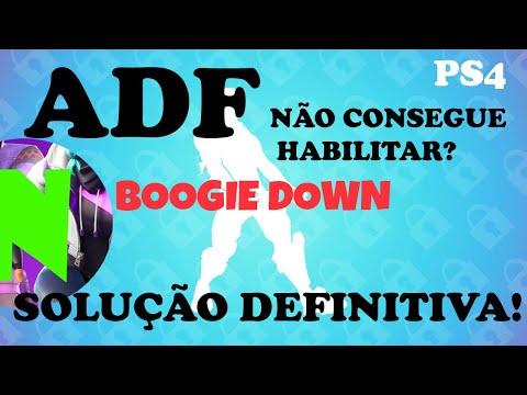 ADF - Não