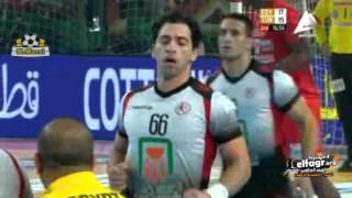 ملخص مباراة مصر 21 - 19 تونس | نهائي كأس أمم أفريقيا لكرة اليد