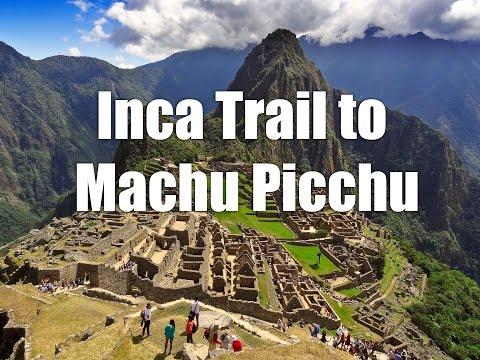 HIKING THE INCA TRAIL TO MACHU PICCHU | PERU 🇵🇪