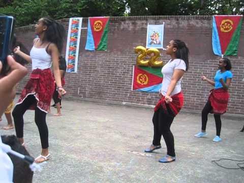 Kunama dance -Eritrean Youth Dance Group of Seattle at 2013 Eritrean Independence Celebration thumbnail