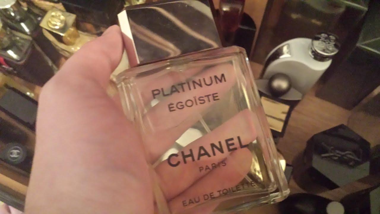 Chanel - Egoiste Platinum - YouTube