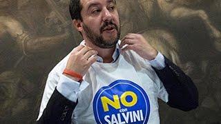 """""""Noi con Salvini"""" Ma la rete non dimentica."""