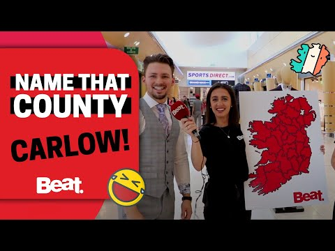 Name That County  - Carlow