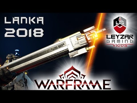 Lanka Build 2018 (Guide) - The Eidolon Slayer (Warframe Gameplay)