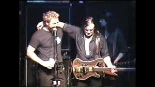 Motörhead - 2000.05.25 San Francisco, CA, USA - Overkill (with James Hetfield)