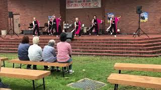 京丹後市峰山町よさこい連の、よさこい踊り其の1 thumbnail