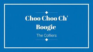 Choo Cho Ch'Boogie