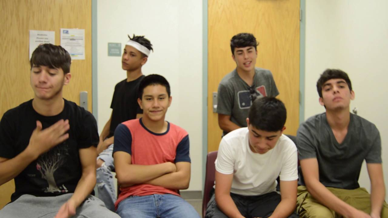 different types of high school students