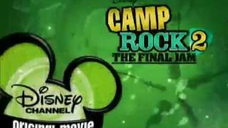 Camp Rock 2: The Final Jam - Trailer HD