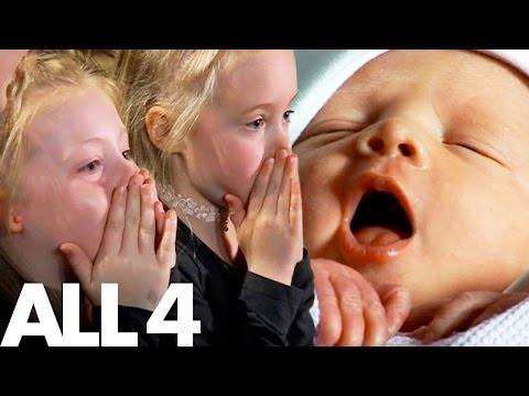 Twins React To Their Complicated Birth