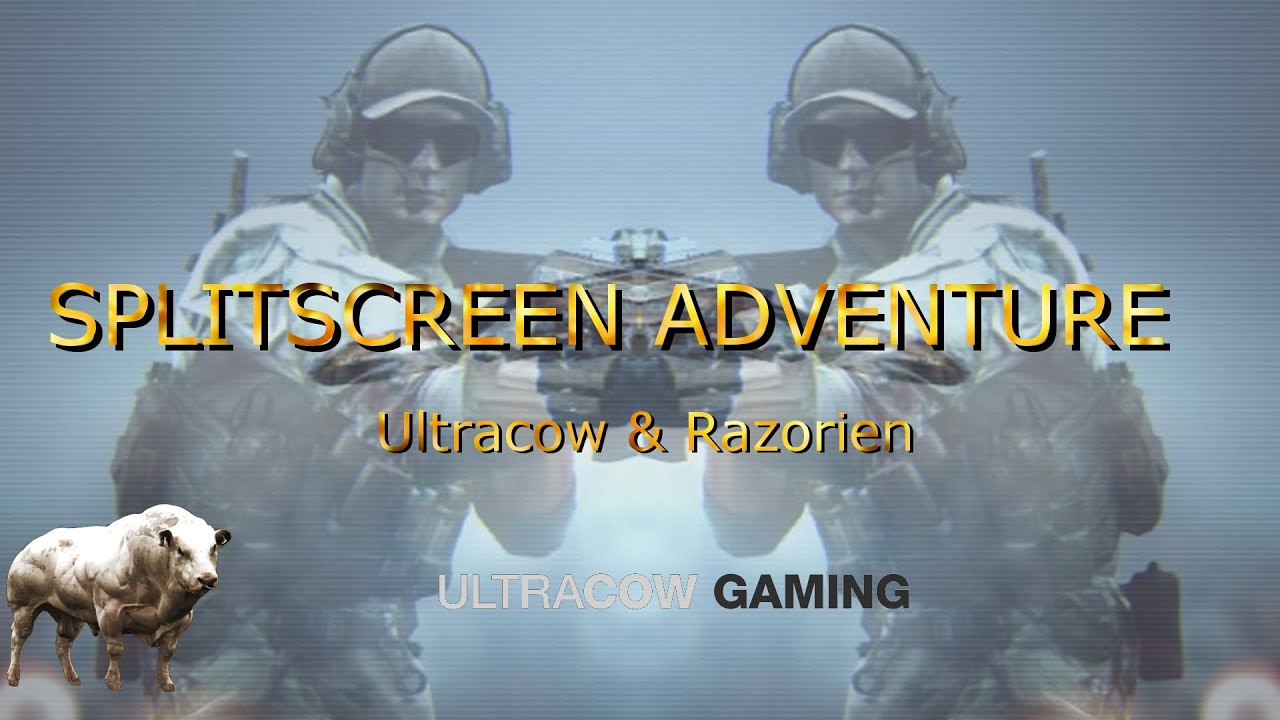 Battlefield 4 Splitscreen Adventure Youtube