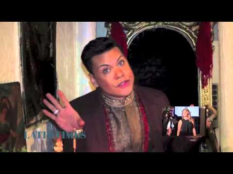 "New Years '2015' Celebrity Predictions By Victor Florencio ""Niño Prodigio""-Latin Times"