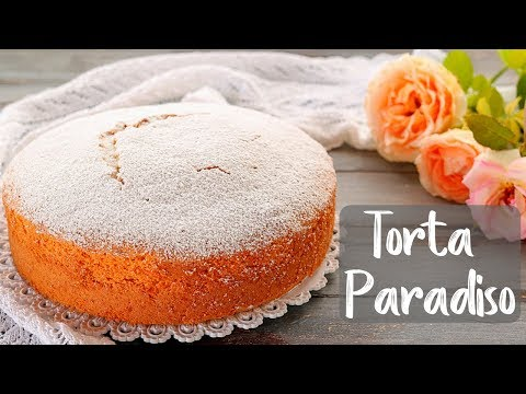 TORTA PARADISO Ricetta Facile - Fatto in Casa da Benedetta