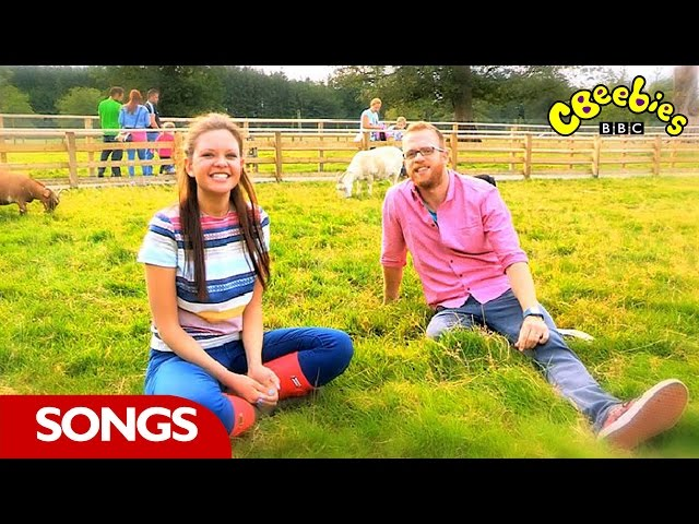 CBeebies | My Pet and Me | 'Old MacDonald Had a Farm' - with Ferne and Rory!