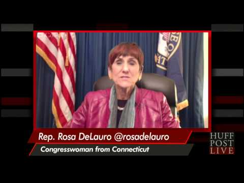 Rep. DeLauro Pushes For Paycheck Fairness Act