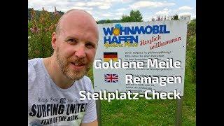Wohnmobilhafen Goldene Meile Remagen für Euch im Stellplatzcheck