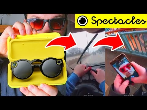 Do NOT Buy SNAPCHAT SPECTACLES!!?