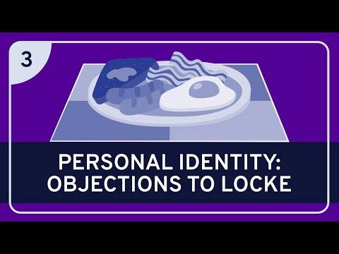 essay on john locke on personal identity Identity and personal identity an essay concerning human understanding (1689) learn with flashcards, games, and more — for free.