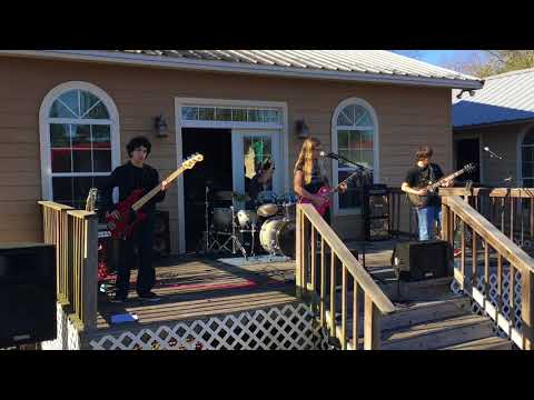 Incredible Teen Band From 6 String Music Academy