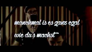 Mark Forster - Bergab [LYRICS VIDEO]