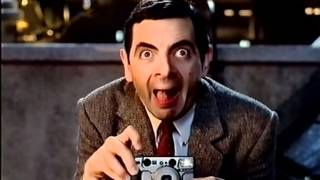 Fujicolor Superia Werbung Mr. Bean 1999