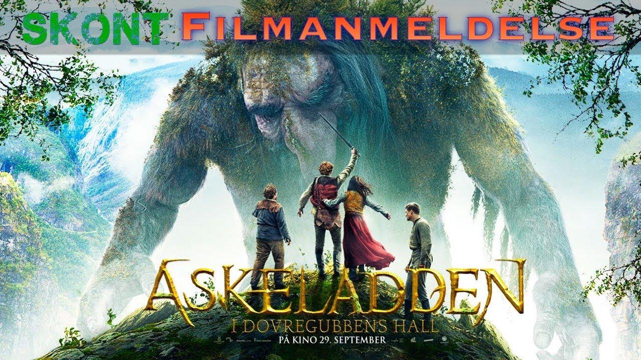 ASKELADDEN I DOVREGUBBENS HALL FILMANMELDELSE SKONT ANMELDER