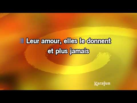Karaoké Les Lionnes - Yannick Noah *
