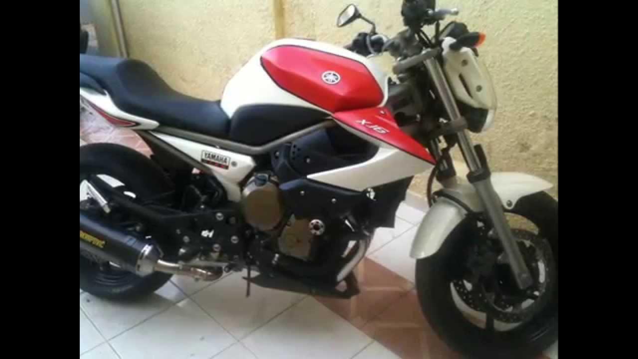 tuning moto yamaha xj6