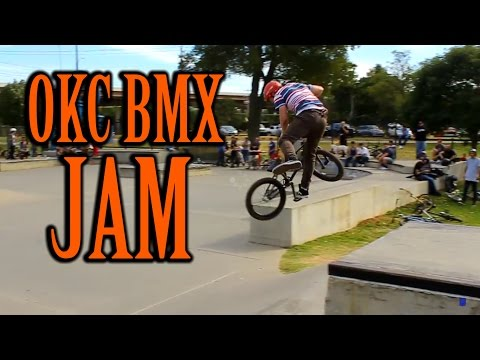 2016 OKC HALLOWEEN BMX JAM!!!
