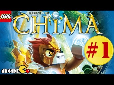 LEGO Legends of Chima: Ep 01 - The Legends of Chima - LEGO Movie VideoGames