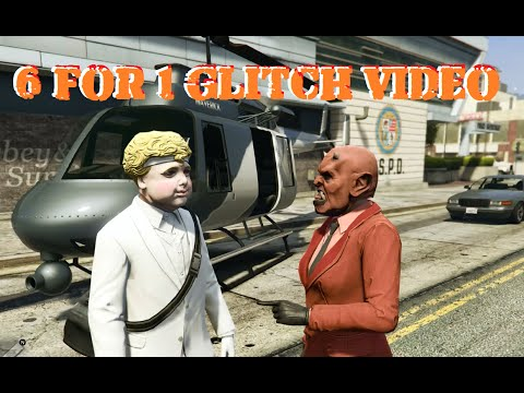 GTA5: Invisibility&Off Radar,Drive Train,Santa Clothes,Cupid Mask - 1.28 GLITCH