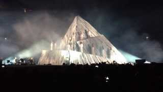 Kanye West Live - ON SIGHT/NEW SLAVES @ ACC in Toronto - Dec 2013