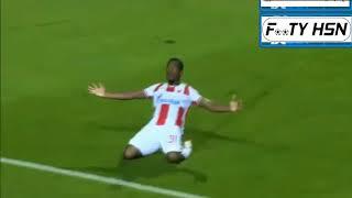 FK Crvena Zvezda vs Spartaks Jurmala 2-0 (GOALS HIGHLIGHTS) Champions League Qual. ~ 17-07-2018