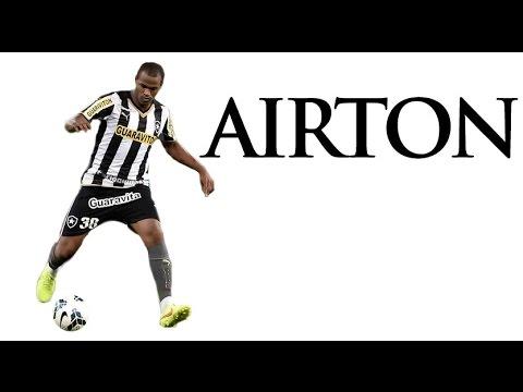 Airton - Volante - Botafogo