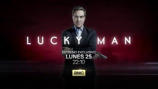 Lucky Man - Estreno en AMC - telecable