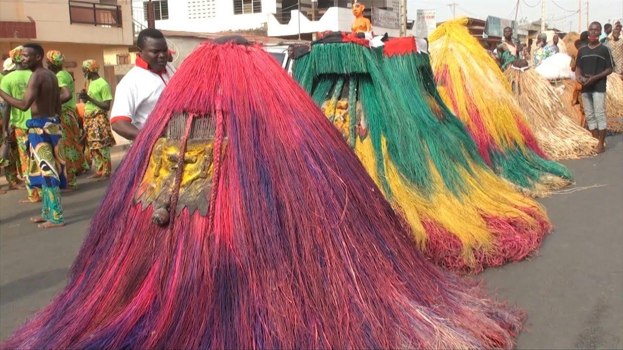 Download Spirit world: Voodoo makes a comeback in its Benin home   AFP