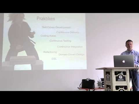 SITMuc2013 - Five steps to Becoming an agile ABAP Developer