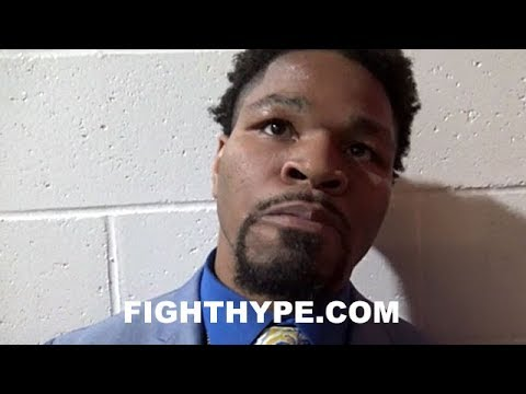 SHAWN PORTER SAYS KEITH THURMAN HAS BEEN PLAYING; CLAIMS THURMAN VS. VARGAS SET FOR APRIL