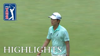 Michael Kim's Highlights | Round 2 | John Deere 2018